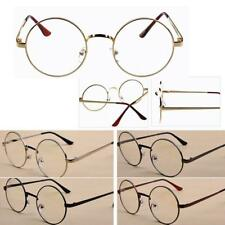 Reading Glasses Classic Round Spectacles Clear Len Optical Eyeglasses Frame