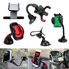 Universal Car Windscreen Suction Cup Mount Holder Cradle Stand Smartphone Mobile