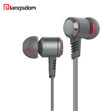 Metal Stereo Headset Stereo Extra Bass Headphone Genuine Earphone For Mobile