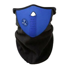 Ski Bicycle Motorcycle Half Face Mask Scarf Multi Use Neck Warmer 3 Color Sports