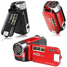 16MP Full HD 1080P Digital Video Camcorder Camera DV DVR 2.7'' TFT LCD FTMK02