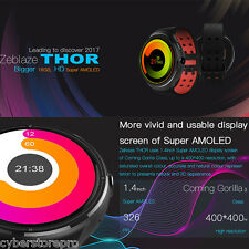 Zeblaze THOR 3G Smartwatch Phone 1.4 inch Android 5.1 Quad Core 1.0GHz 1GB 16GB