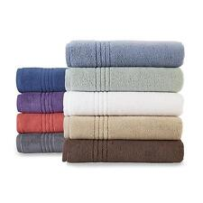 Bath Hand Towel Washcloth Soft Plush Cotton Looped Terry Extra Absorbent Quick