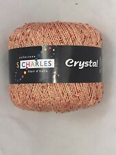 S. Charles Crystal yarn - 40% off retail Color 10 Sunset