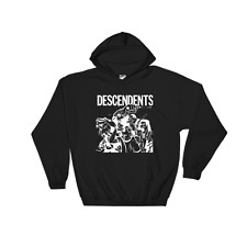 Descendents Hoodie (Punk, Black Flag, Dead Kennedys, Bad Religion, Bad Brains)