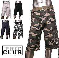 New Men's Casual CARGO Shorts Tactical Combat Urban Hip Hop Harem 30-54