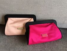 Prada Parfums Women Makeup Bag Cosmetic Case Clutch Pouch NEW