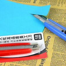 High Quality Portable Mini Auto-lock Utility Knife Paper Cutter Art Knife LN