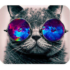 Cute Cat Cartoon Mouse Pad Mat Optical Mousepad Mice Pad Gaming Computer Laptop
