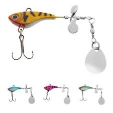 Lead Fishing Lures Hard Baits Fishing Spinners Bionic Bait Minnow Lures