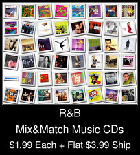 R&B(1) - Mix&Match Music CDs @ $1.99/ea + $3.99 flat ship