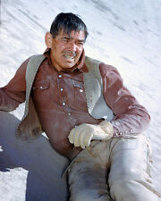 Clark Gable the Misfits Candid Color Poster or Photo