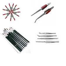 Precision Craft Hobby Tools Tool Kit  Tweezers Clamps Files Airfix Model Makers