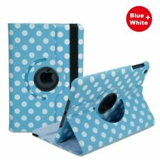 Dots 360° Rotating Case Cover for Apple iPad Air 1