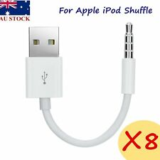 USB Charger Data & Sync Cable Cord for Apple iPod Shuffle 1st 2nd 3rd Gen 2 & MX