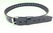 Genuine Leather Belt buckle restraint Hobble bdsm AUSSIE SELLER & MADE wrist