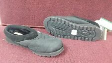 New Womens Skechers Bobs Mule Clog Winter Shoes Style 33974 Black 111r