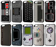 Retro Video Computer Game Console Controllers Phone Case Cover For iPhone Range