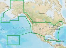 Garmin Blue Chart G2  HXUS039R incl All US Coast & CDN West Coast