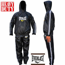 Everlast Heavy Duty Sweat Suit Sauna Exercise Gym Suit Fitness Weight Loss NEW