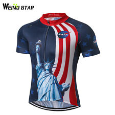 Mens bicycle jersey bike short sleeve Cycling jersey Cycling clothing wear