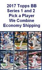 2017 Topps Series 2 Baseball Complete Your Set Economy Shipping 501-700