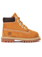 "Timberland Toddlers' 6"" Premium Waterproof Boots TB012809713 Wheat"