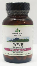WWB CERTIFIED ORGANIC 60 CAPSULES FOR WOMEN'S HEALTH FREE SHIPPING