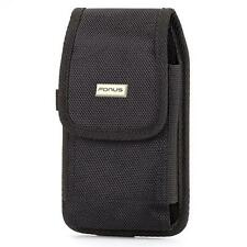 For T-MOBILE PHONES - PREMIUM RUGGED CASE HOLSTER ROTATING BELT CLIP POUCH COVER