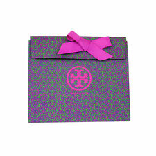 NEW Tory Burch Logo Medium/Large Gift Bag Perfect for Holiday Giving!