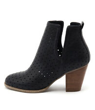 New I Love Billy Caprice Navy Womens Shoes Dress Boots Ankle
