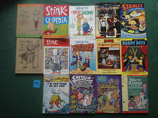 Children's Book Lot: Judy Moody & Stink, The Boxcar Children, Hardy Boys, Other