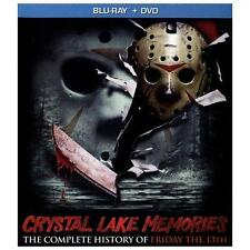 Crystal Lake Memories: The Complete History of Friday the 13th (Blu-ray + DVD)
