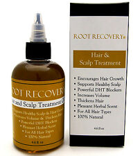Root Recovery ® Hair and Scalp Treatment with DHT Blocker, Hair Growth Treatment