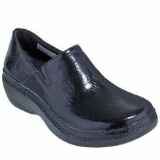 New Womens Timberland Renova Slip Resistant Slip On Shoes Style 87543 Black 107p