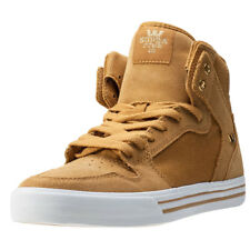 Supra Vaider Mens Trainers Amber New Shoes