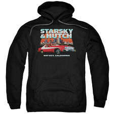 "Starsky & Hutch ""Bay City"" Hoodie, Crewneck, Long Sleeve"