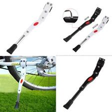 ADJUSTABLE HEAVY DUTY MOUNTAIN BIKE BICYCLE CYCLE PROP SIDE REAR KICK STAND NEW