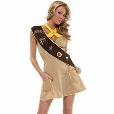 Troop Leader Sexy Girl Scout Costume
