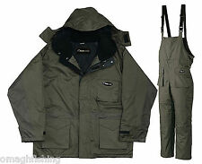 Prologic Green Waterproof 2 Piece Comfort Thermo Suit M-XXL Carp Coarse Pike