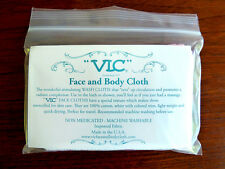Genuine VIC Face & Body Wash Cloth  PINK ~ Brand New - Out of Production RARE