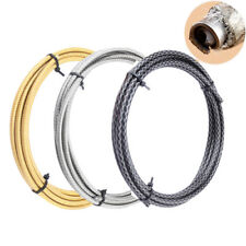 Bicycle Bike 3 Colors Brake/Deraille Cable Housing 5mm Braided Line Hose 5mm