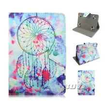"""Dreamcatcher 7-7.9"""" universal tablet case pu leather stand magnetic flip cover"""