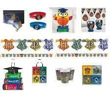 Wizard Harry Potter Birthday Party Supplies Decorations Tableware Disposable