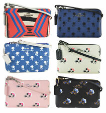 NWT Coach Rare LImited Edition Zip Wristlet Bag Wallet 53430 53152
