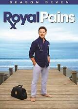 Royal Pains Season Seven 7 (DVD, 2016, 2-Disc Set) New Free Shipping & Tracking