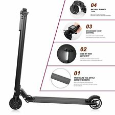 10.4AH Electric Kick Aluminium Scooter Foldable Electric Scooter For Adult LN