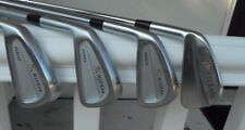 Choose 1 Miura Golf Left Hand Tournament Blade or Cavity Back model 3 or 4 iron