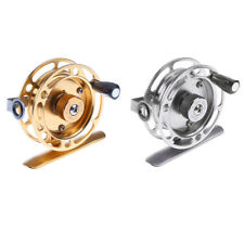 Fly Reel CNC Machined Full Metal Fishing Reel Fly Reel Fishing Tackle 55mm