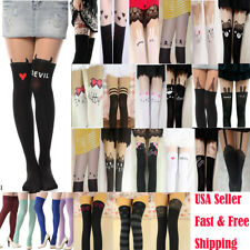 Sexy 3D Design Pantyhose Cute Tattoo Stockings Unique Pattern Costume Accessory